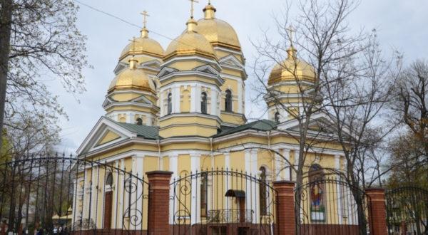 Воссоздание Свято-Алексеевского храма (2001-н.в.)