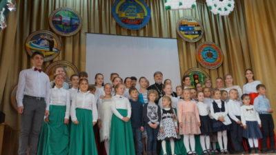 Воскресная школа «Человек Божий» при Алексеевском храмовом комплексе отметила свое 10-летие