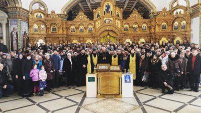 Религиозная община Свято-Алексеевского храма города Одессы единогласно поддержала Украинскую Православную Церковь и своего Предстоятеля Блаженнейшего митрополита Онуфрия
