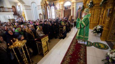 Состоялись торжества по случаю престольного праздника главного Свято-Алексеевского храма нашего храмового комплекса