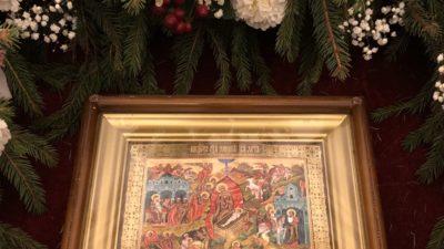 Празднование Рождества Христова, 2020