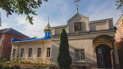 Престольный праздник храма в честь иконы Божией Матери «Достойно Есть» 2020