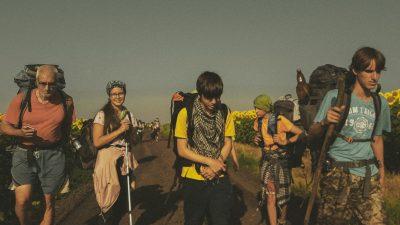 Лето нашего туристического клуба «Путь»
