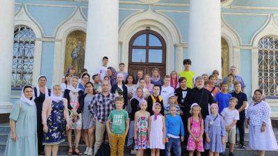 Поездка нашей Воскресной школы в Белгород-Днестровский
